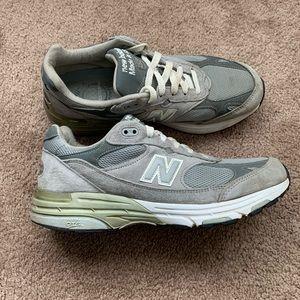 New Balance 993 Grey WR993GL